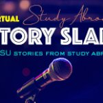 Virtual Study Abroad Story Slam on September 17, 2020